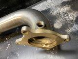 Downpipe Seat Leon FR & Cupra2.0 TSI FWD, 2007-2012, 3.0 inch_