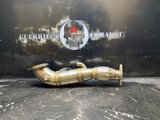 Downpipe Ford Focus ST 2.0T EcoBoost, 2014-2018, 3.0 inch_
