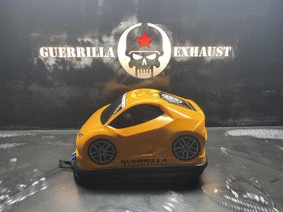 Guerrillafied Lamborghini Huracán kinderrugzak