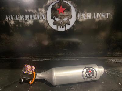 Guerrilla KIDS Exhaust